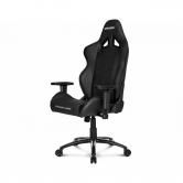 Кресло игровое AKRacing Overture Black