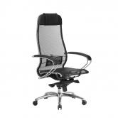 Компьютерное кресло МЕТТА Samurai S-1.04 сетка черный