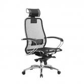 Компьютерное кресло МЕТТА Samurai S-2.04 сетка черный