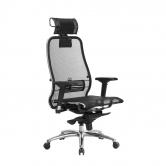 Компьютерное кресло МЕТТА Samurai S-3.04 сетка черный