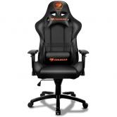 Игровое компьютерное кресло Cougar Armor черное