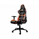 Игровое  кресло Cougar Armor One black/orange