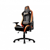 Игровое компьютерное кресло Cougar Armor S black/orange