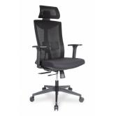 Офисное кресло College CLG-428 MBN-A черный 2