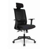Офисное кресло College CLG-429 MBN-A