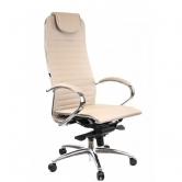 Офисное кресло EVERPROF Deco Экокожа Бежевый
