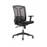 Офисное кресло College CLG-425 MBN-B Black