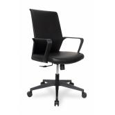 Офисное кресло College CLG-427 MBN-B экокожа