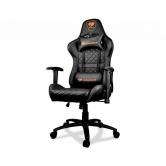 Игровое компьютерное кресло Cougar Armor One blacK