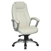 Офисное кресло руководителя Gelaksi (XXL) 200 кг