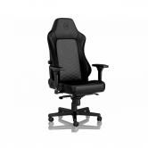 Кресло игровое Noblechairs HERO (NBL-HRO-PU-BLA), Black