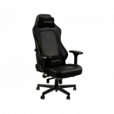 Кресло игровое Noblechairs HERO (NBL-HRO-PU-GOL ), Black/Gold