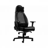 Кресло игровое Noblechairs ICON  (NBL-ICN-PU-BLA) Black