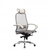 Компьютерное кресло МЕТТА Samurai S-2.04 сетка бежевый