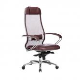 Компьютерное кресло МЕТТА Samurai SL-1.04 бордовый