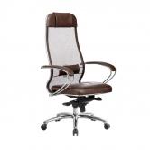 Компьютерное кресло МЕТТА Samurai SL-1.04 коричневый