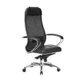 Компьютерное кресло МЕТТА Samurai SL-1.04 черный плюс