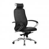 Компьютерное кресло МЕТТА Samurai SL-2.04 черный плюс