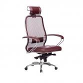 Компьютерное кресло МЕТТА Samurai SL-2.04 бордовый