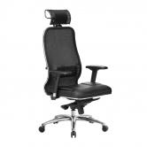 Компьютерное кресло МЕТТА Samurai SL-3.04 черный плюс