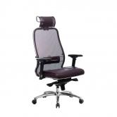 Компьютерное кресло МЕТТА Samurai SL-3.04 бордовый
