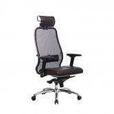 Компьютерное кресло МЕТТА Samurai SL-3.04 коричневый