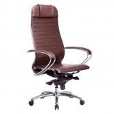 Компьютерное кресло МЕТТА Samurai K-1.04 коричневый