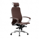 Компьютерное кресло МЕТТА Samurai K-2.04 коричневый