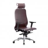 Компьютерное кресло МЕТТА Samurai K-3.04 бордовый