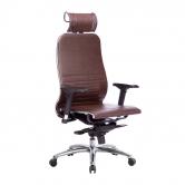 Компьютерное кресло МЕТТА Samurai K-3.04 коричневый