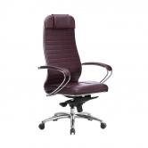 Компьютерное кресло МЕТТА Samurai  KL-1.04 бордовый