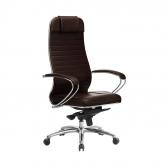 Компьютерное кресло МЕТТА Samurai  KL-1.04 коричневый