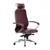 Компьютерное кресло МЕТТА Samurai KL-2.04 бордовый