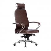 Компьютерное кресло МЕТТА Samurai KL-2.04 коричневый