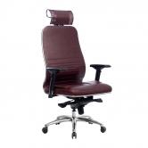 Компьютерное кресло МЕТТА Samurai KL-3.04 бордовый
