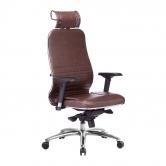Компьютерное кресло МЕТТА Samurai KL-3.04 коричневый