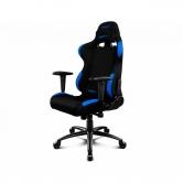 Кресло игровое Drift DR100 Fabric black/blue
