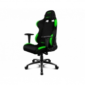 Кресло компьютерное DRIFT DR100 Fabric black/green