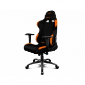 Кресло игровое Drift DR100 Fabric black/orange