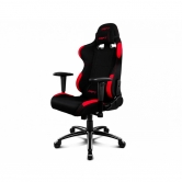 Кресло игровое Drift DR100 Fabric black/red