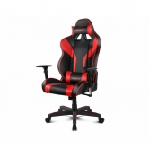 Кресло игровое Drift DR200 PU Leather  black/red