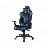 Кресло игровое Drift DR111 PU Leather black/blue
