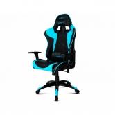 Кресло игровое Drift DR300 PU Leather black/blue