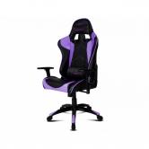 Кресло игровое Drift DR300 PU Leather black/purple