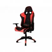 Кресло игровое Drift DR300 PU Leather black/red