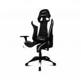 ТКресло игровое Drift DR300 PU Leather black/white
