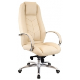 Офисное кресло EVERPROF  DRIFT FULL AL M натуральная кожа бежевый