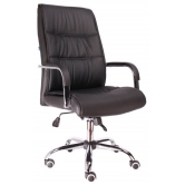 Офисное кресло EVERPROF Bond TM экокожа черный