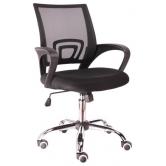 Офисное кресло EVERPROF EP 696 сетка черный
