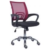 Офисное кресло EVERPROF EP 696 сетка красный